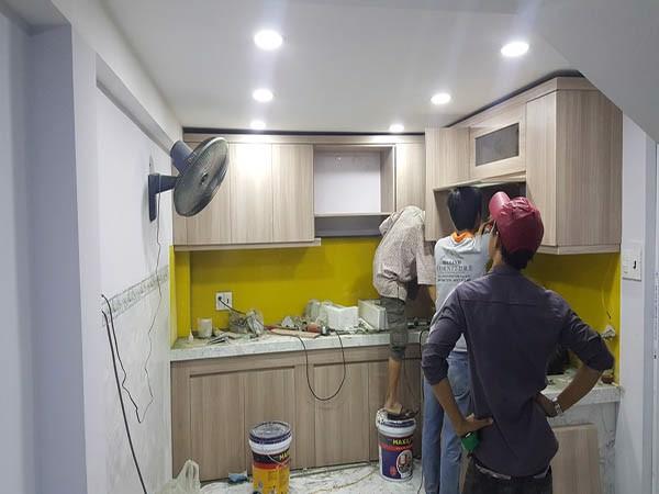 sửa nhà bếp
