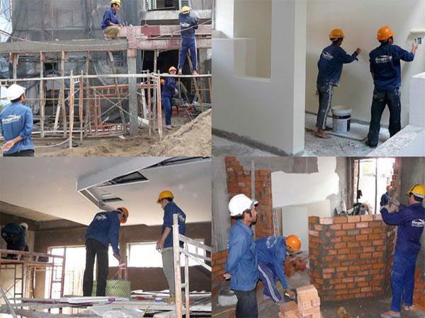 Sửa nhà xây dựng Hoàng Giang