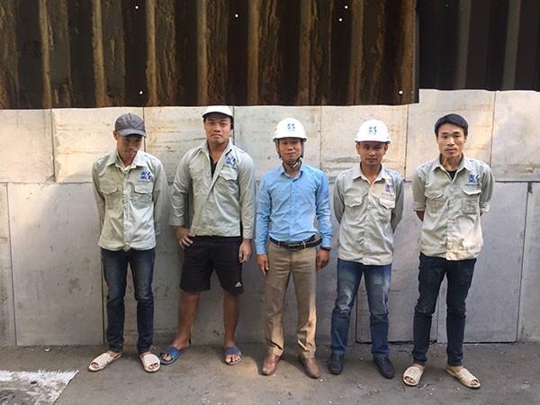 dịch vụ sơn nhà Hà Nội