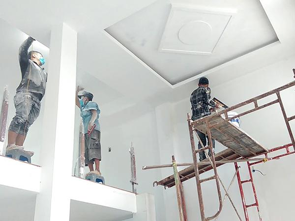 sơn sửa nhà