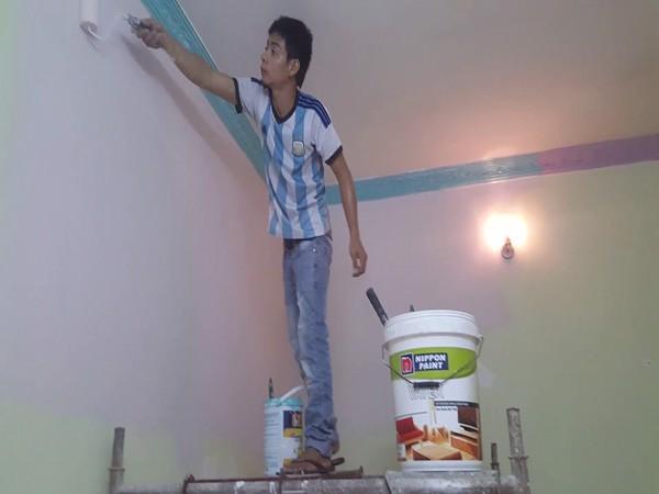 tự sơn nhà